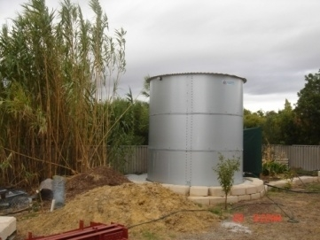 water tank for home