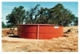 Domestic Steel Water Tank