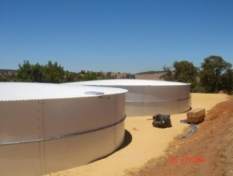 rain water tank in perth